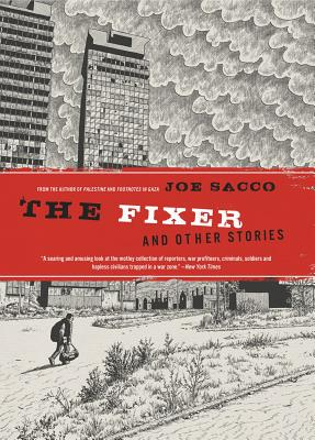 The Fixer and Other Stories Cover