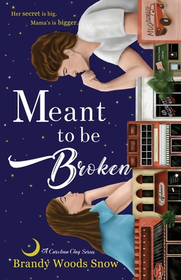 Meant To Be Broken Cover Image