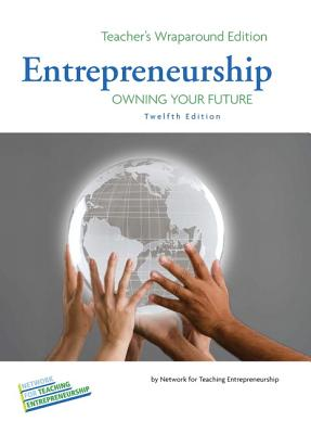 Teacher Edition for Entrepreneurship: Owning Your Future, High School Version Cover Image