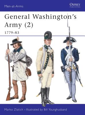 General Washington's Army (2) Cover