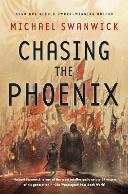 "August 15 (Saturday, Quail Ridge Books) and 17 (Monday, Flyleaf Books) hosts Hugo, Nebula, and World Fantasy Award winning author Michael Swanwick for his new ""Darger and Surplus"" novel Chasing the Phoenix."