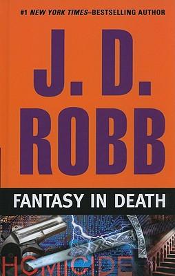 Fantasy in Death (Wheeler Hardcover) Cover Image