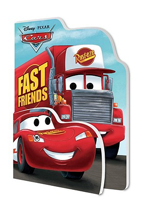 Fast Friends (Disney/Pixar Cars) Cover