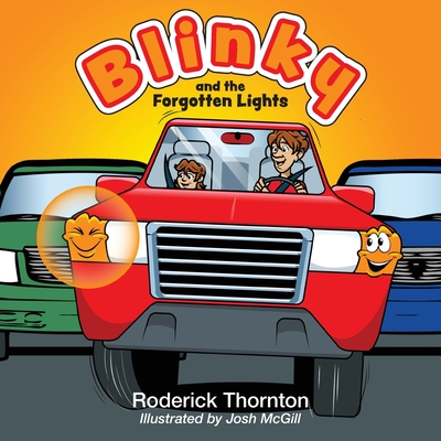 Blinky and the Forgotten Lights Cover Image