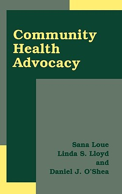 Community Health Advocacy Cover Image