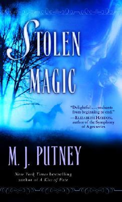 Stolen Magic Cover