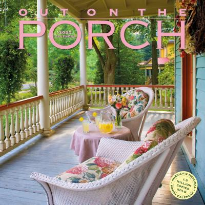 Out on the Porch Wall Calendar 2020 Cover Image