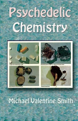 Psychedelic Chemistry Cover Image