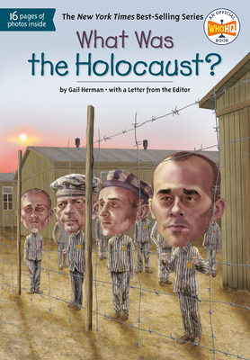 What Was the Holocaust? (What Was?) Cover Image