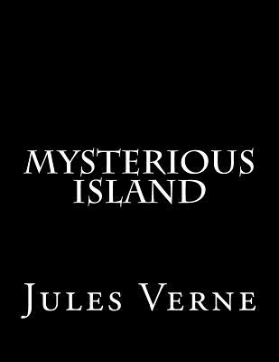 Mysterious Island Cover Image