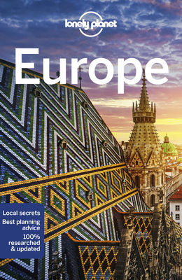 Lonely Planet Europe (Travel Guide) Cover Image