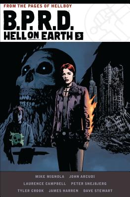 B.P.R.D. Hell on Earth Volume 3 Cover Image