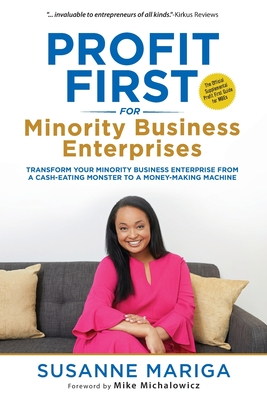 Profit First For Minority Business Enterprises Cover Image