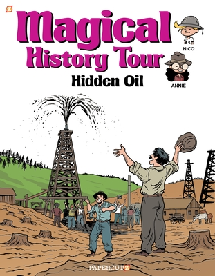 Magical History Tour #3: Hidden Oil Cover Image