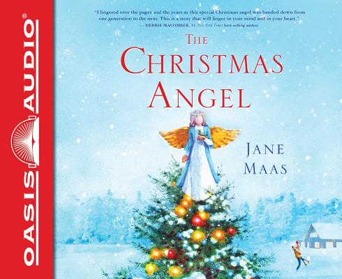 The Christmas Angel (Library Edition) Cover Image