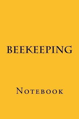 Beekeeping: Notebook Cover Image