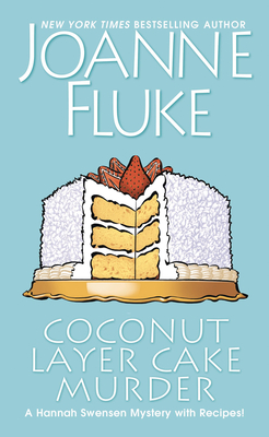 Coconut Layer Cake Murder Cover Image
