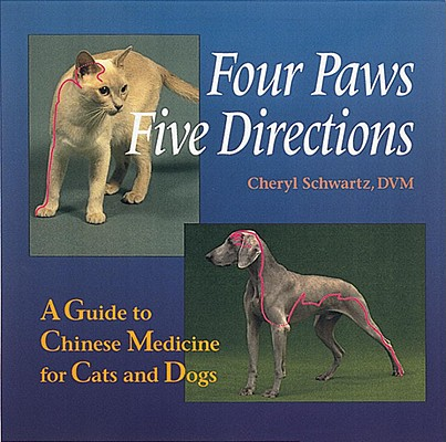 Four Paws Five Directions Cover