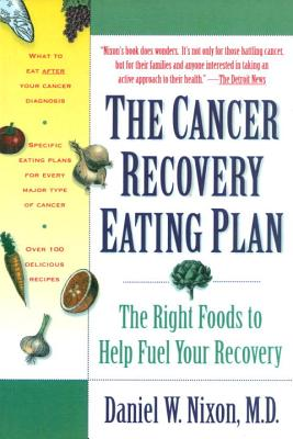 The Cancer Recovery Eating Plan Cover