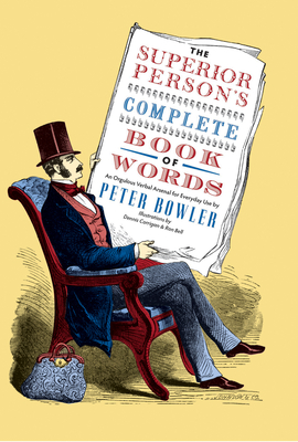 The Superior Person's Complete Book of Words Cover Image
