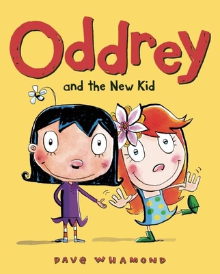Oddrey and the New Kid Cover
