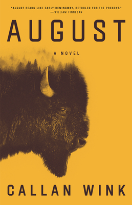 August: A Novel Cover Image