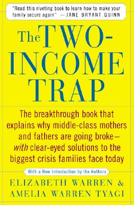 The Two-Income Trap Cover
