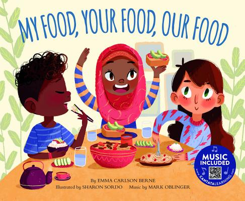 My Food, Your Food, Our Food Cover Image