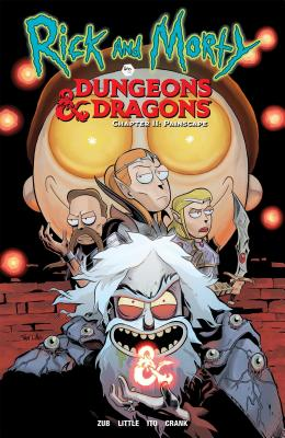 Rick and Morty vs. Dungeons & Dragons II: Painscape Cover Image