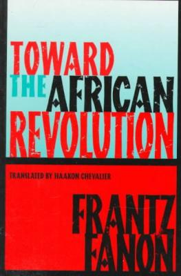 Toward the African Revolution (Fanon) Cover Image