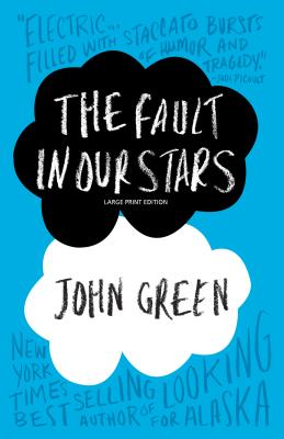 The Fault in Our Stars Cover Image