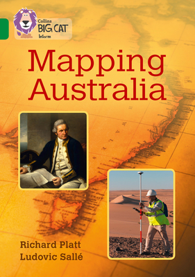 Collins Big Cat – Mapping Australia: Band 15/Emerald Cover Image