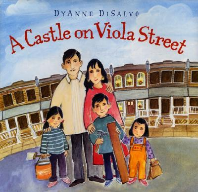 A Castle on Viola Street Cover