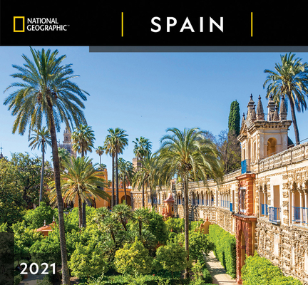 Cal 2021- National Geographic Spain Wall Cover Image