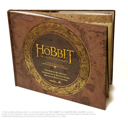 The Hobbit: An Unexpected Journey Chronicles: Art & Design Cover Image