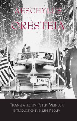 Oresteia Cover Image