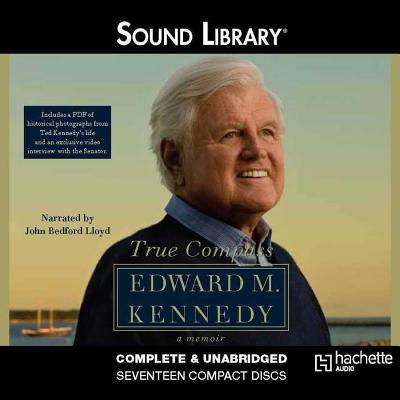 Cover for True Compass Lib/E