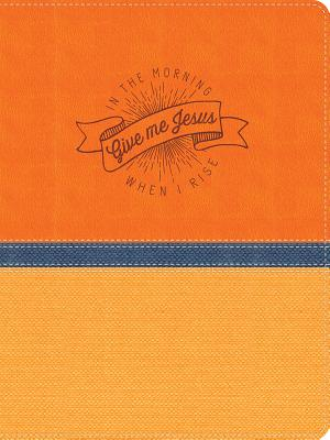 Cover for In the Morning When I Rise (LeatherLuxe® Journal)