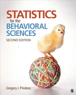 Statistics for the Behavioral Sciences Cover Image