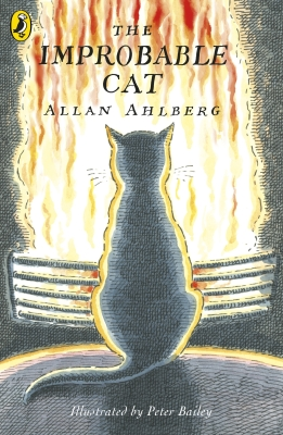 Cover for The Improbable Cat