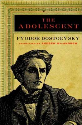 The Adolescent Cover Image