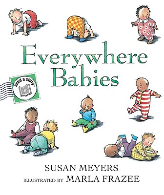 Everywhere Babies Send-A-Story Cover Image