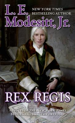Rex Regis: The Eighth Book of the Imager Portfolio Cover Image