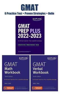 GMAT: Complete 2022-2023: Proven Strategies + 6 Practice Tests + Online (Kaplan Test Prep) Cover Image