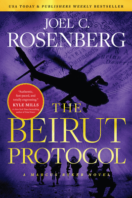 The Beirut Protocol Cover Image