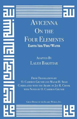 Avicenna on the Four Elements: Earth/Air/Fire/Water (Canon of Medicine #2) Cover Image