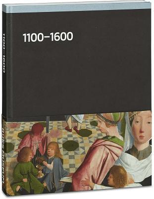 Rijksmuseum: 1100-1600 Cover Image