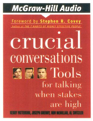 Crucial Conversations Cover