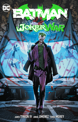Batman Vol. 2: The Joker War Cover Image