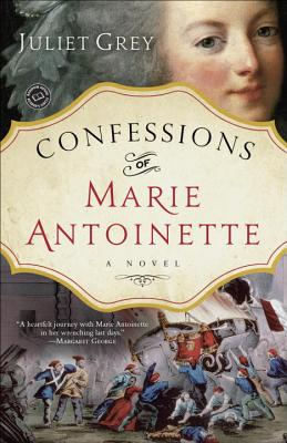 Confessions of Marie Antoinette Cover